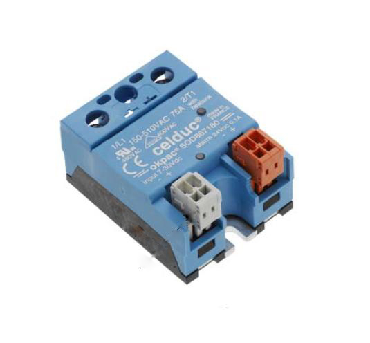 SINGLE PHASE SOLID STATE RELAYS,Model: SOD,Brand: CELDUC