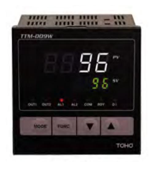 Digital Temperature Controller Model: TTM-009W-Series,Brand: TOHO / ราคา