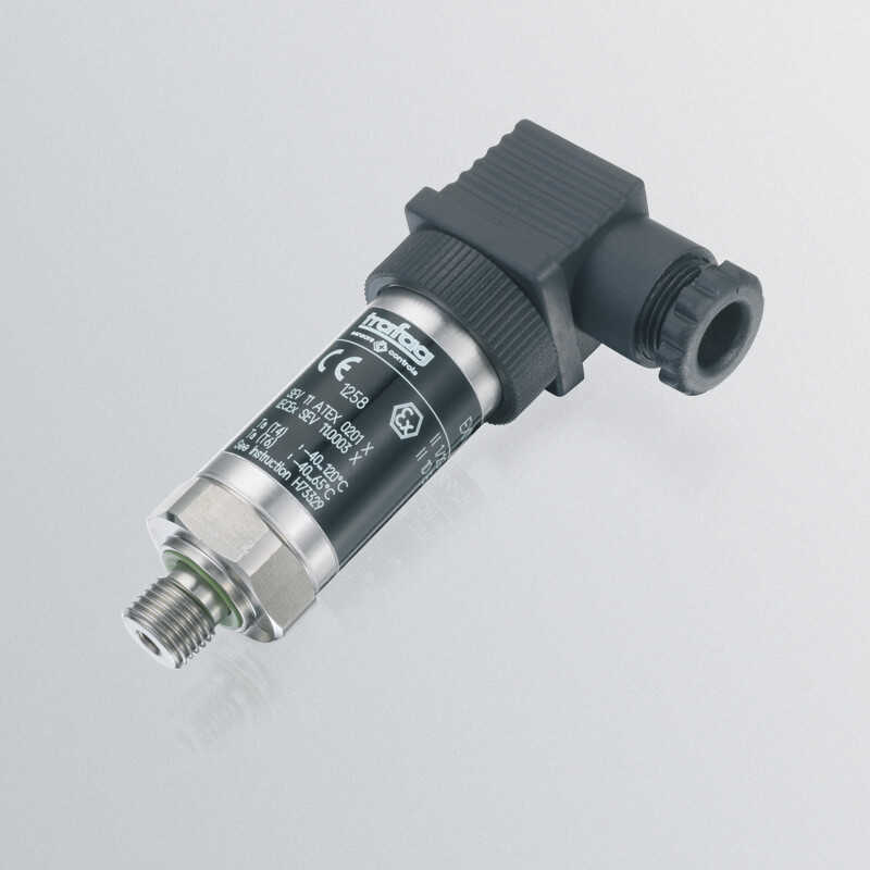 Ex Pressure Transmitter เหมาะสำหรับพื้นที่มีสารเคมี, สารไวไฟ,Model: EXNT 8292,Brand: TRAFAG / ราคา