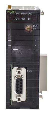 CJ1W-PRM21 , ออมรอน พีแอลซี  / ราคา Omron CJ1W Series PLC I/O Module, 31 x 90 x 68 mm