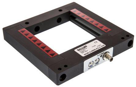 BOWA 0808-PS-C-S49 , BALLUFF Through Beam (Fork) Photoelectric Sensor 80 mm Detection Range PNP IP65 Block Style  / ราคา