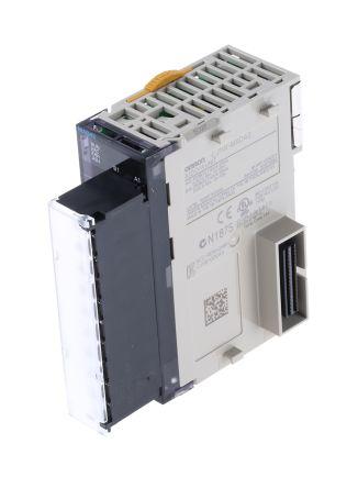 CJ1W-MAD42 , ออมรอน พีแอลซี  / ราคา Omron PLC Expansion Module Input/Output 4 Input, 2 Output 10 V dc 90 x 31 x 65 mm