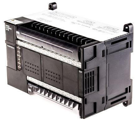 CP1E-E40DR-A , ออมรอน พีแอลซี  / ราคา Omron CP1E PLC CPU Computer Interface, 8 kB Program Capacity, 24 Inputs, 16 (Relay) Outputs, 85 - 264 Vac