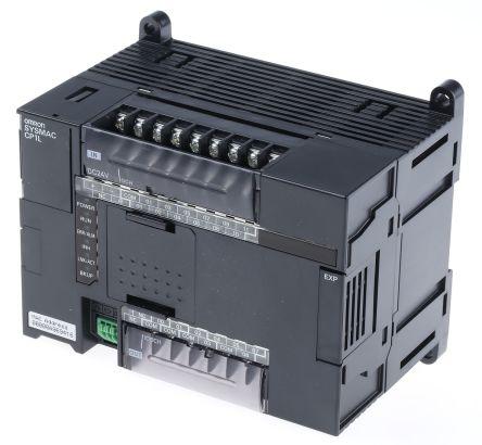 CP1L-EL20DR-D , ออมรอน พีแอลซี  / ราคา Omron CP1L-EL PLC CPU, Ethernet Networking Computer Interface, 5000 Steps Program Capacity, 12 Inputs, 8 Outputs
