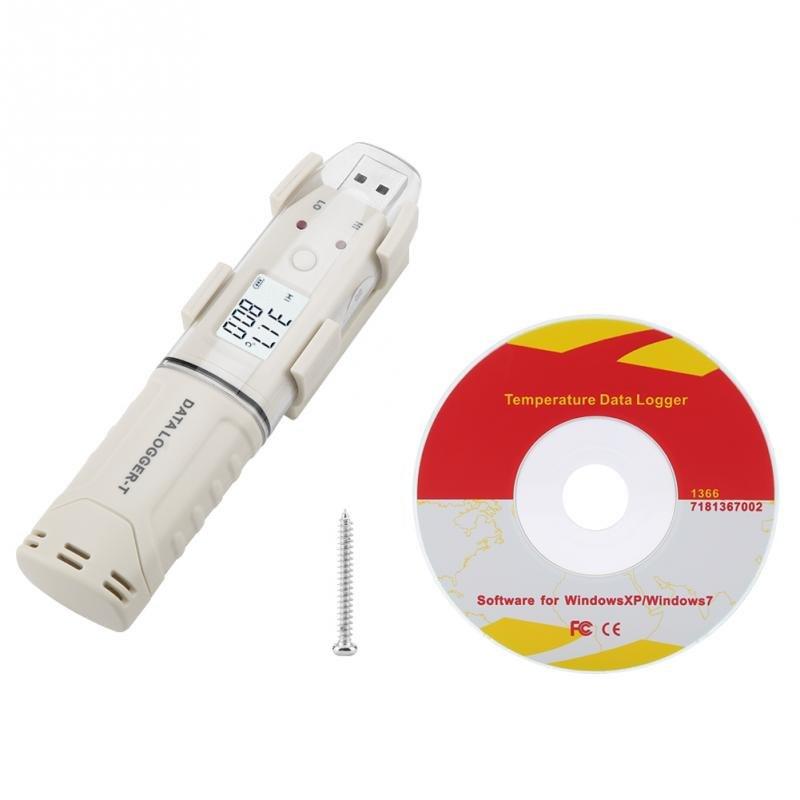 GM1366 / USB Data Logger เครื่องบันทึกค่าอุณหภูมิ / ราคา