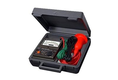 3124 kyoritsu เครื่องตรวจสอบความเป็นฉนวนแบบโวลต์สูง HIGH VOLTAGE INSULATION TESTER / ราคา