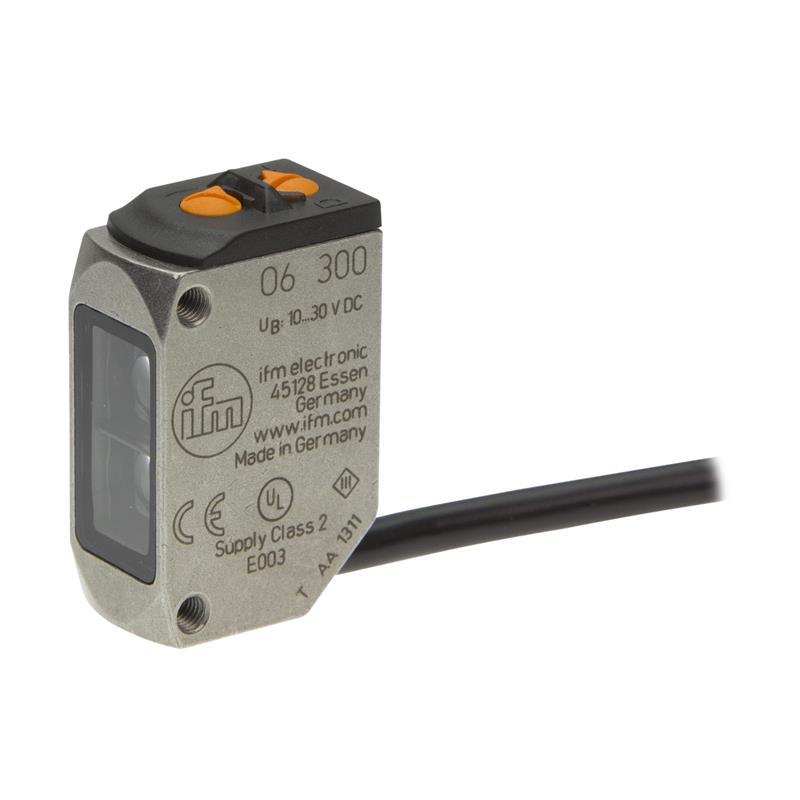 O6H300 , IFM , โฟโต้เซนเซอร์/ ระยะตรวจจับ 2...200mm  / ราคา  แบบสะท้อนกับวัตถุ (ifm photo sensor)