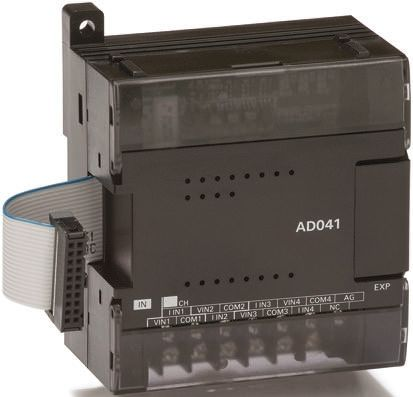CP1W-AD041 , ออมรอน พีแอลซี  / ราคา Omron PLC Expansion Module Input/Output 4 Input, 24 V dc V dc 90 x 86 x 50 mm