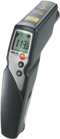 Testo 830-T4-set เครื่องวัดอุณหภูมิอินฟราเรดแบบพกพา (Type K ext.) / ราคา