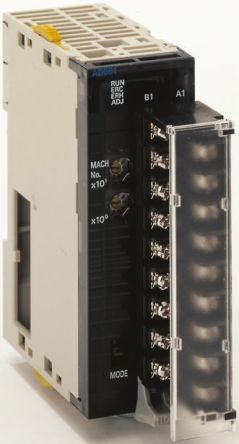 CJ1W-DA021 , ออมรอน พีแอลซี  / ราคา Omron CJ Series PLC I/O Module 2 Outputs 12 mA 24 V dc, 90 x 31 x 65 mm
