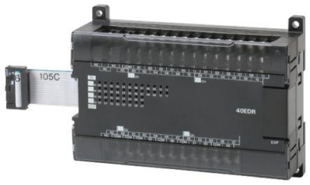 CP1W-20EDT , ออมรอน พีแอลซี  / ราคา Omron CP1W PLC I/O Module 12 Inputs, 8 Outputs 130 mA 24 V ac, 86 x 90 x 50 mm