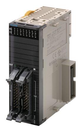 CJ1WMD232 , ออมรอน พีแอลซี  / ราคา Omron CJ1W-MD PLC I/O Module 16 Inputs, 16 Outputs 500 mA 24 V dc, 95.4 x 31 x 83.6 mm