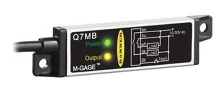 Q7MB W/50 , Banner Photoelectric Sensor NPN, PNP IP69K Block Style / ราคา