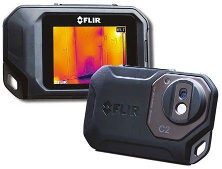FLIR C2 ,  กล้องอินฟราเรด Infrared Camera กล้องถ่ายภาพความร้อน / ราคา