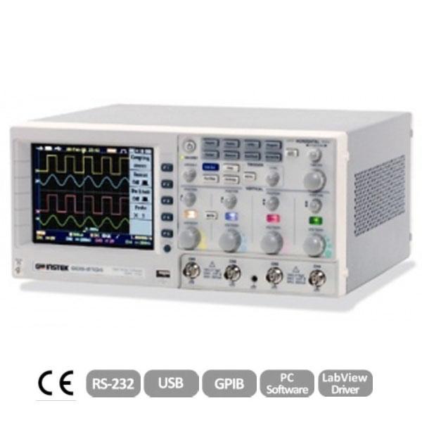 ออสซิลโลสโคป/ดิจิตอล GDS-2104 (CE), 100MHz, 4-Channel / ราคา