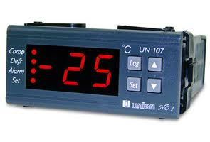 UN-107FE เครื่องวัดและควบคุมอุณหภูมิความเย็น / ราคา