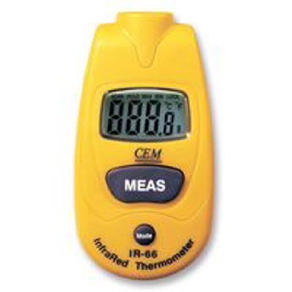 IR-66 / CEM เครื่องวัดอุณหภูมิ อินฟราเรด POCKET INFRARED THERMOMETER / ราคา