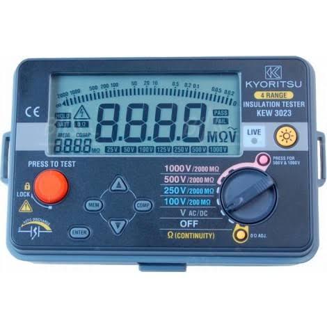 3023 Kyoritsu เครื่องวัดฉนวน / ราคา