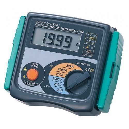 5406A KYORITSU Loop/ PSC/ RCD Tester เครื่องวัด ลูป / พีเอสซี / อาร์ซีดี / ราคา