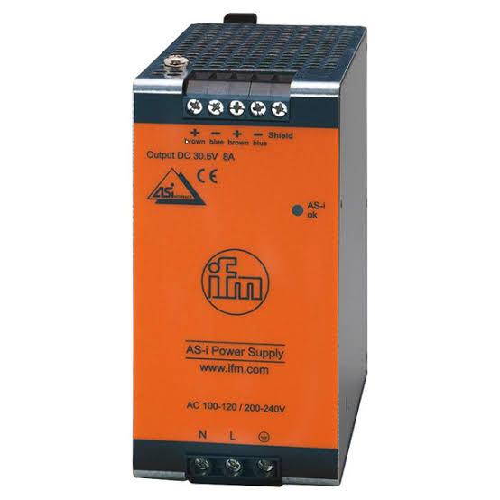 AC1258 , ifm electronic ,  เซ็นเซอร์ / ราคา efector / AS-i power supply 115/230 V AC/ Integrated data decoupling