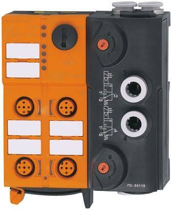 AC5228 , ifm electronic , / เซ็นเซอร์ / ราคา efector / AS-i AirBox for pneumatics/ 4 inputs 2 outputs