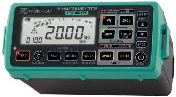 6024PV Kyoritsu เครื่องทดสอบฉนวน / ราคา