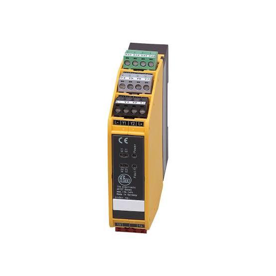 G2001S , ifm electronic ,  เซ็นเซอร์ / ราค efector เซฟตี้รีเลย์ (Safety relay)/ Muting relay/ สำหรับใช้งานร่วมกับม่านแสงนิรภัย