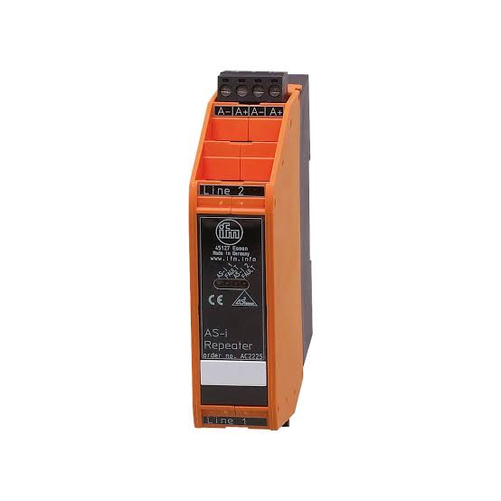 AC2225 , ifm electronic , / เซ็นเซอร์ / ราคา efector / AS-i Expansion/ AS-i repeater/ 26.5...31.6 VDC