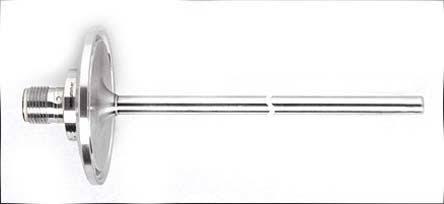 "TM4911 ifm เซนเซอร์วัดอุณหภูมิ/ Pt100/ ย่านการวัด -40...150 °C/ สำหรับต่อกับคอนโทรลหรือ Signal converter/ Clamp 2""/ Installation length EL 50mm / ราคา"