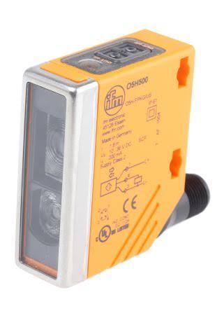 O5H500  , ifm electronic , efector  โฟโต้เซนเซอร์/ ระยะตรวจจับ 50...1,800mm/ แบบสะท้อนกับวัตถุ (ifm photo sensor/ photo cell) / ราคา
