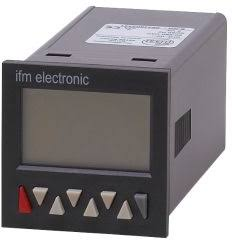 E89005 , ifm electronic ,  เซ็นเซอร์ / ราคา efector / อุปกรณ์ตรวจวัดความเร่งและความเร็ว (Pulse evaluation system)/ preset counter 210