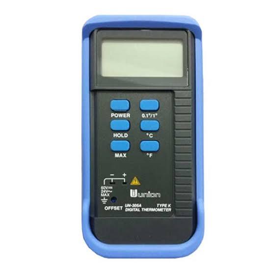 UN-305A เครื่องวัดอุณหภูมิแบบมือถือ / ราคา