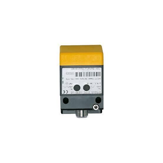 GM701S ifm  อินดั๊กทีฟเซนเซอร์สำหรับจุดที่ต้องการความปลอดภัยสูงสุด/ ระยะตรวจจับ 10...15mm/ ทรงสี่เหลี่ยม (Fail-safe inductive sensor) / ราคา