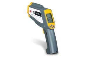 IR150 , IRtek เทอร์โมมิเตอร์แบบอินฟราเรด เทอร์โมมิเตอร์/เลเซอร์ (50:1), -60 to 1500C Dual Beam Laser / ราคา