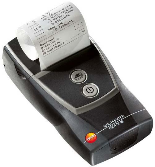 Testo-0554-0549 เครื่องพิมพ์อินฟราเรด / ราคา