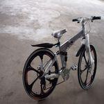 จักรยานพับได้ 21 speed
