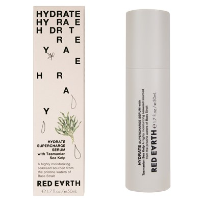 Red Earth Hydrate Supercharge Serum