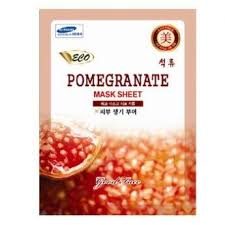 Good Face Pomegranate Mask Sheet