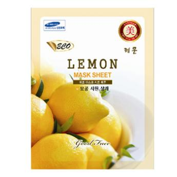 GOOD FACE LEMON MASK SHEET