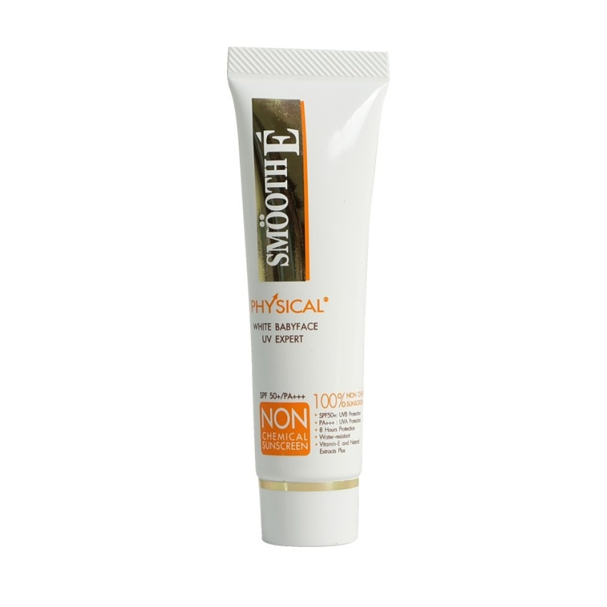 SMOOTH E PHYSICAL WHITE BABYFACE UV EXPERT EXTRA SENSITIVE