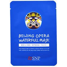 SNP Beijing Opera Waterfull Mask
