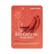 Baroness Red Ginseng Mask Pack
