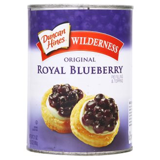 WILDERNESS ORIGINAL BLUEBERRY