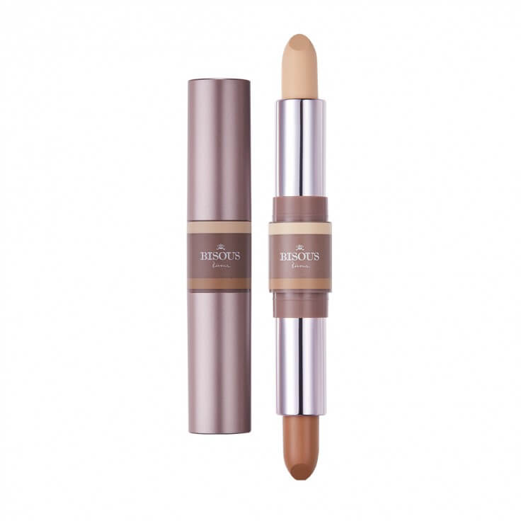Bisous Bisous Love Blosssom Just Like Contour 3.8 x 2 g. #Light Ivory