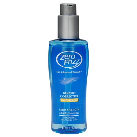 ZERO FRIZZ TRIPLE BUTTE CORRECTIVE HAIR SERUM
