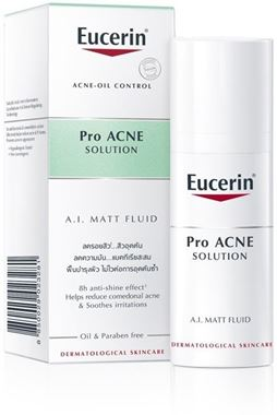 Eucerin Pro ACNE SOLUTION A.I. MATT FLUID 50 ml. - Ranjaeleng f5d309ae463