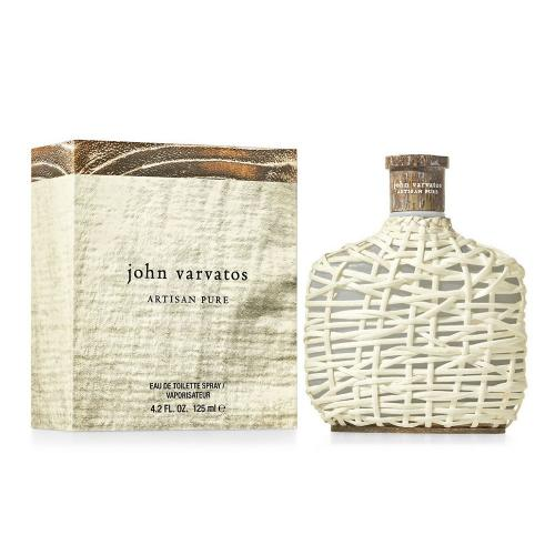 JOHN VARVATOS ARTISAN PURE EAU DE TOILETTE SPRAY 125 ML.