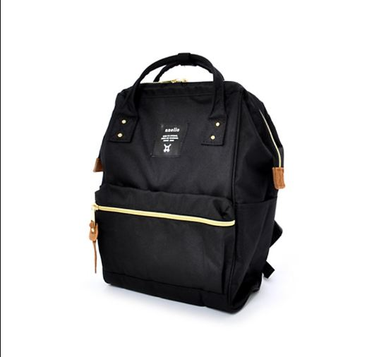 ANELLO MINI BACKPACK -  MOUTHPIECE SERIES AT-B0197B สี BK (Size M)