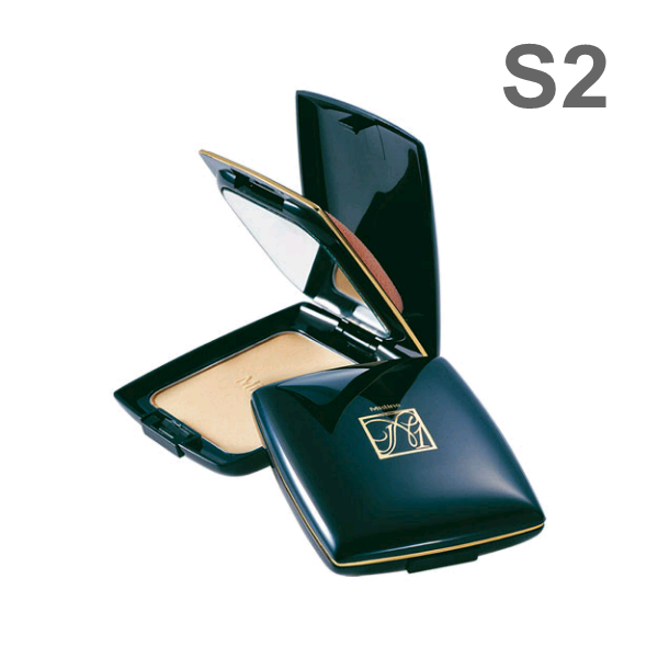 MISTINE NUMBER 1 COMPACT FOUNDATION SPF30 #S2 ผิวกลาง