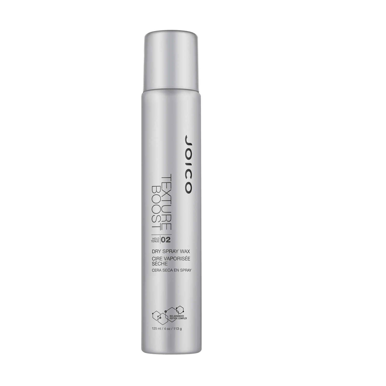 JOICO TEXTURE BOOST HOLD TENUE  02 DRY SPRAY WAX 125 ML.